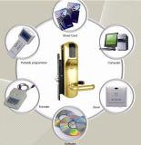호텔 RFID 지능적인 키 카드 자물쇠