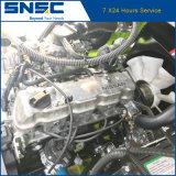 日本日産エンジンを搭載する良質3tonのガスのフォークリフト