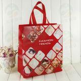 Punto Supply Non Woven Shopping Bag con 3D Automatico-Forming Print (My-012)