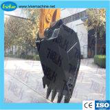De Machines Manufactory 12ton van de Bouw van China rijden HydroBackhoe Graver voor Verkoop