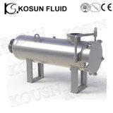 Edelstahl-Hochdruckwasser-Filtergehäuse