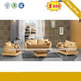 現代居間の家具のホテルのレセプションの革ソファー(HX-SN045)