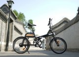Ts01f bicicleta eléctrica plegable Alias E-bici de 20 pulg.