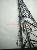 Drei Bein-Stahlgefäß-Telekommunikationsaufsätze von zugelassener Fabrik ISO-9001