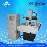 Machine de découpe en métal de machine à gravier en métal 600 * 600