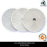 Пусковая площадка 3 шагов гибкие полируя/алмазный резец/истирательный инструмент