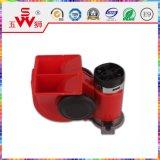 Красный цвет динамик Звуковой сигнал для мотоцикл детали
