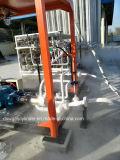 A Estação do regulador de pressão de gás Skid-Mounted Bomba de Líquido