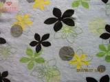 A impressão de flores de manta de lã (HZS--00152)