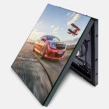 P8 높은 광도 광고를 위한 에너지 절약 풀 컬러 옥외 조정 발광 다이오드 표시