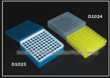 Wegwerfzentrifugierung-Gefäß-Zahnstange für 1.5ml und Zweck zwei