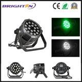 브롬 034 방수 IP65 LED 18*10W RGBW 단계 동위 빛