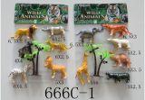 Plastic Animal Toys