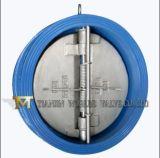 Válvula de verificação da bolacha da placa do duo (H77X-10/16)