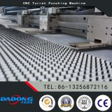 4つの自動指標CNCのDpボックス処理のためのサーボタレットの穿孔器出版物