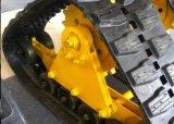 Sistema de trilha de borracha médio (400-904A) para o trator 904