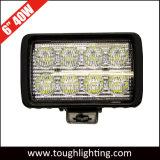 6 인치 40W Case/Jd/Nh를 위한 정연한 크리 사람 농업 LED 일 빛