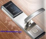 Cartão inteligente de segurança fechadura da porta de RFID para porta de madeira