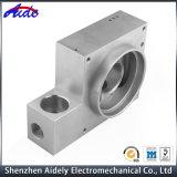 광학 기기를 위한 주문 높은 정밀도 알루미늄 CNC 기계로 가공 부속