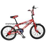 Сплав или велосипед фристайла стальной рамки BMX с рычагом педали (FB-023)