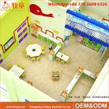 Mobília pré-escolar das crianças dos materiais de Montessori da mobília do berçário do jardim de infância