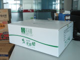 Rectángulo de empaquetado/caja de papel de los rectángulos/el de embalaje