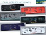 Struttura della targa di immatricolazione (LF1136)