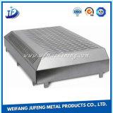 Custom малого металлического листа с металлическим штампом