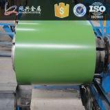 Aço galvanizado pré-pintado em bobina