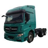 북쪽 Benz Beiben Tractor Truck V3 6X4 벤즈 Technology 1 Year Warranty