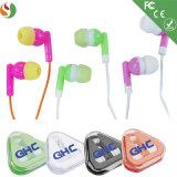 Preiswerter Preis-Förderung-Kopfhörer mit Geschenk-Kasten