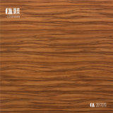 Dekoratives Papier als dekorative Funktions-Schicht für lamellierten Bodenbelag