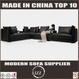 Sofa faisant le coin de grande taille de tissu pour le salon