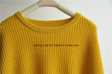 Moda Loose Extra Sleeve Ladies Knit Pullover Sweater