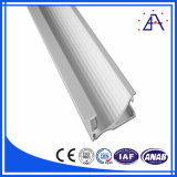 Perfil de liga de alumínio para caixa de canais de LED