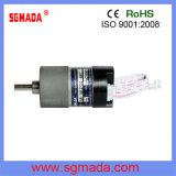 motor del engranaje 12V para los aparatos electrodomésticos, robustezas