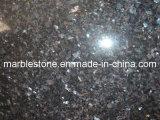 Mobilia dell'ingresso dell'hotel di alta qualità di TopStar del banco della stanza da bagno del granito della perla dei 5 azzurri