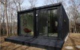 Barato pacote Plano Pronto Two-Storey prefabricadas expansível Luxury Living Preço Casa Contêiner sólido