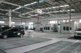 차를 위한 PVC 커튼 정비 Prep 역 세륨 페인트 살포 부스