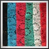 Очередной букет с вышитым кружевной вышивкой Guipure кружевом