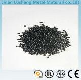 工場鋳造物鋼鉄が付いている直接ショットブラスト機械はS230直径0.6mmの指定、高品質および低価格を小球形にする