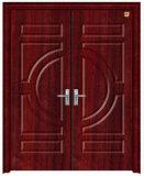 Hölzerne gute Innenqualität der Tür-(ZW-069)