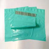 Encarregado do envio da correspondência colorido de envio pelo correio do saco do borne plástico feito sob encomenda impermeável da cor