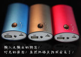 3000mAh-6000mAh Portable Mobile Power Bank (om-PW027)