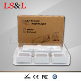 Capteur de mouvement Cabinet LED RECHARGEABLE USB éclairage nuit