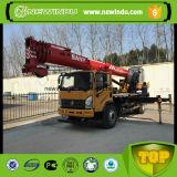 Nouveau Sany STC120c de 12 tonnes Camion grue dans les Philippines