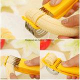 Инструмент Esg10245 домашний варить инструмента Slicer ABS + нержавеющей стали Peeler овоща салата огурца резца плодоовощ тяпки Slicer банана