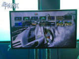 Автогонки 9d-Vr виртуальной реальности во время движения автомобиля симулятор игры машины