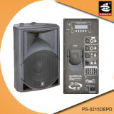 15 Zoll 350W Digital Ampere Bluetooth EQ für iPod PlastikActive PA-Lautsprecher PS-0215depd