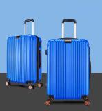 Jogo da bagagem do polo da bagagem 3PCS do trole do PC do ABS da fábrica